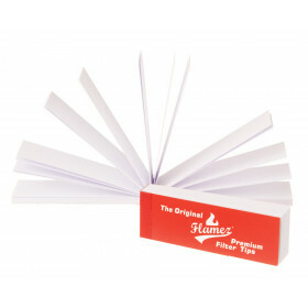 Flamez Filter Tip Booklet Red 1 Pc