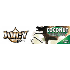 Juicy Jays Coconut King Size Slim 1 Pc