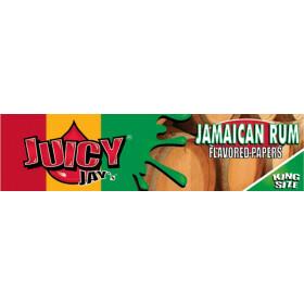 Juicy Jays Jamaican Rum King Size Slim 1 Pc