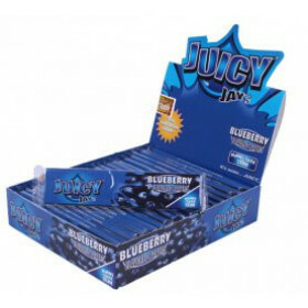 Juicy Jays Blueberry King Size Slim (Box/24)