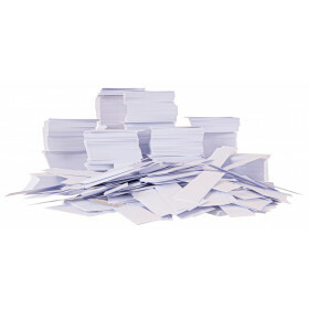 Box Loose Paper Tips 140Grs 25000 Pcs