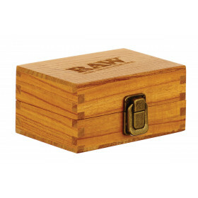 Raw Wooden Box 1 Pc