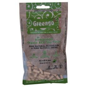 Greengo Bio Organic Filters 15Mm 200 Pcs