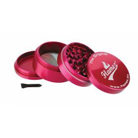 Flamez grinder 4 parts 63 mm pink