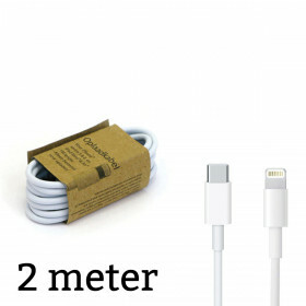Grab N Go Lightning Charging Cable 8 Pins 2M White