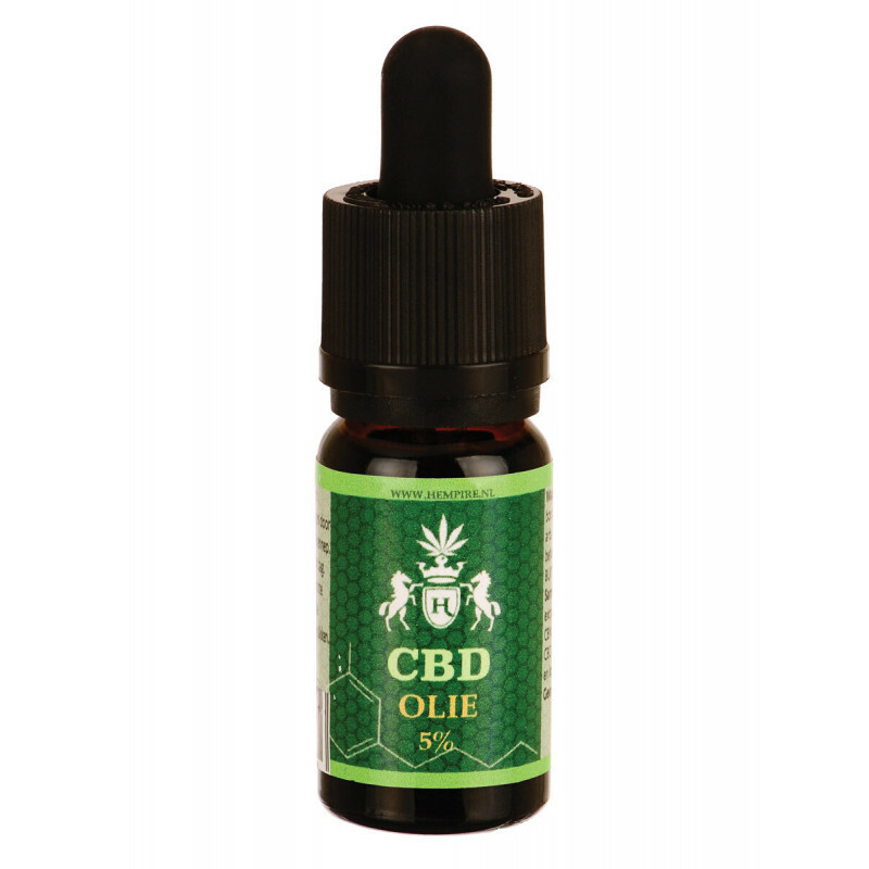 Hempire Cbd Oil 5% 10Ml