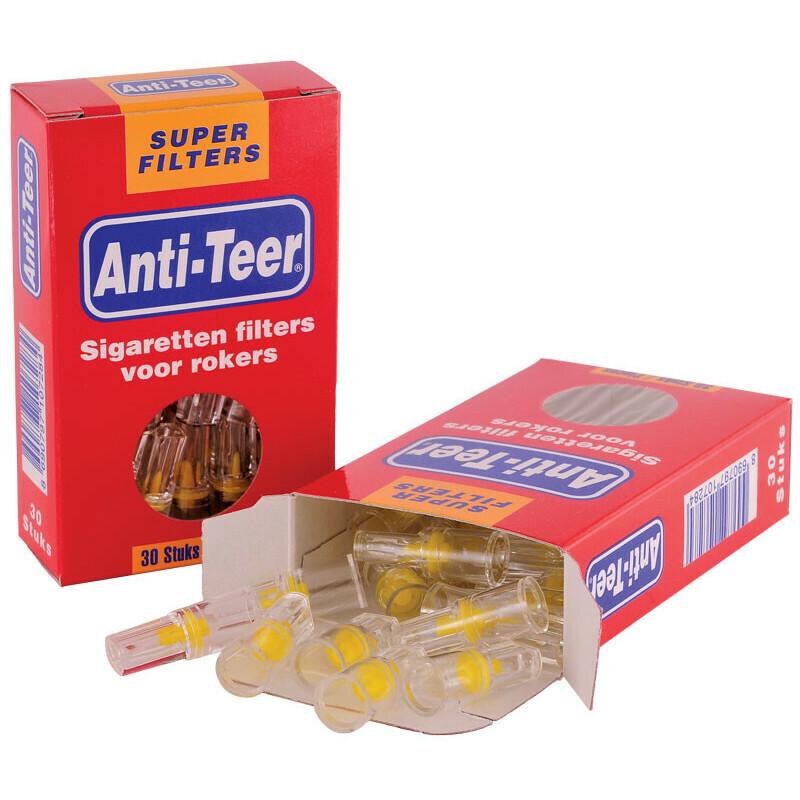 Filters Anti-Teer 1 X 30 Pcs