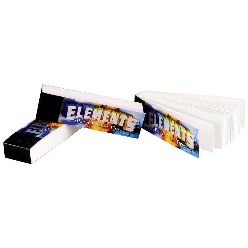 Elements filter tips 1 booklet