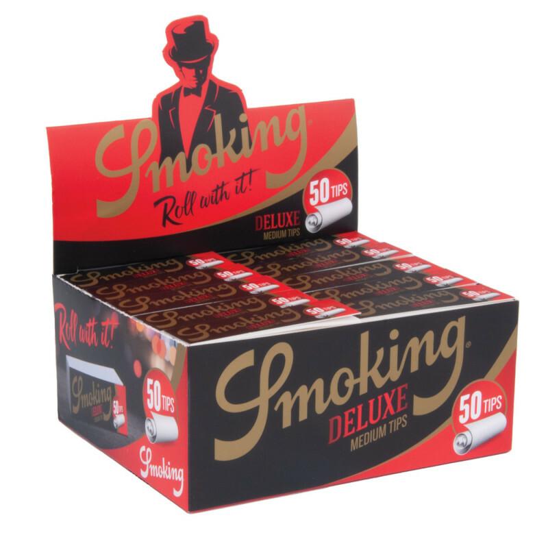 Smoking filter tips box/50