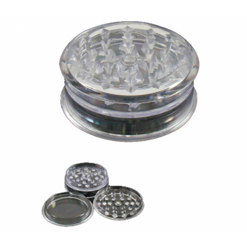 Plastic grinder 3 part 1 pc