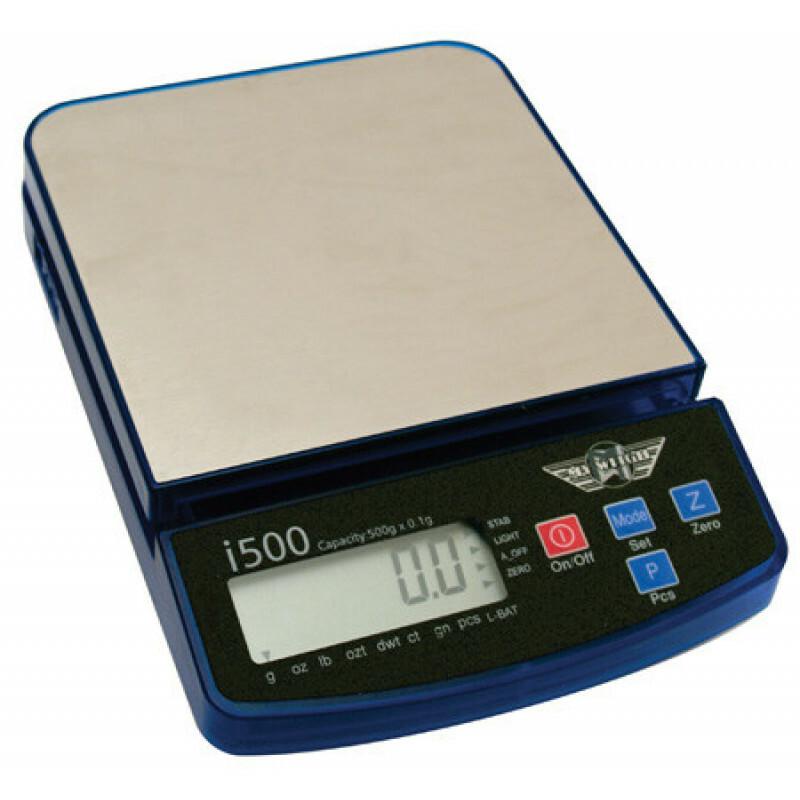 My weigh i-balance 500 500 gr. x0,1 gr.
