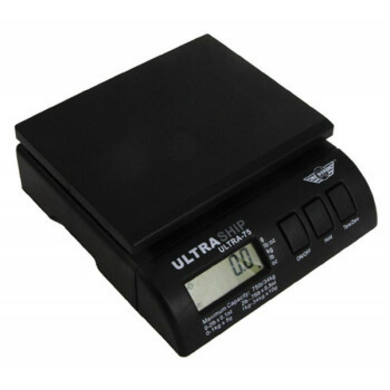 My weigh ultraship 75 black (34kg. x 10gr.)