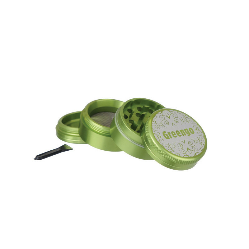 Greengo Grinder 4 Parts 40 Mm