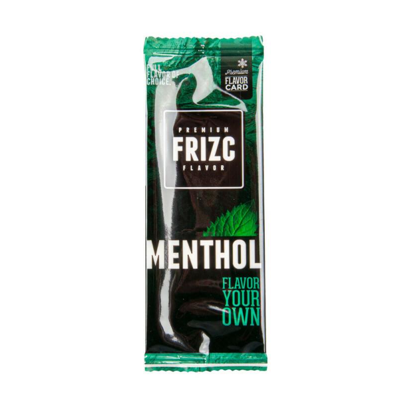 Frizc Flavor Card Pure Mint Menthol
