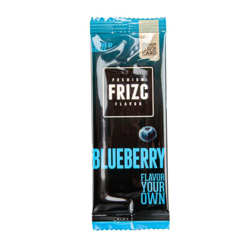 Frizc Flavor Card Blueberry