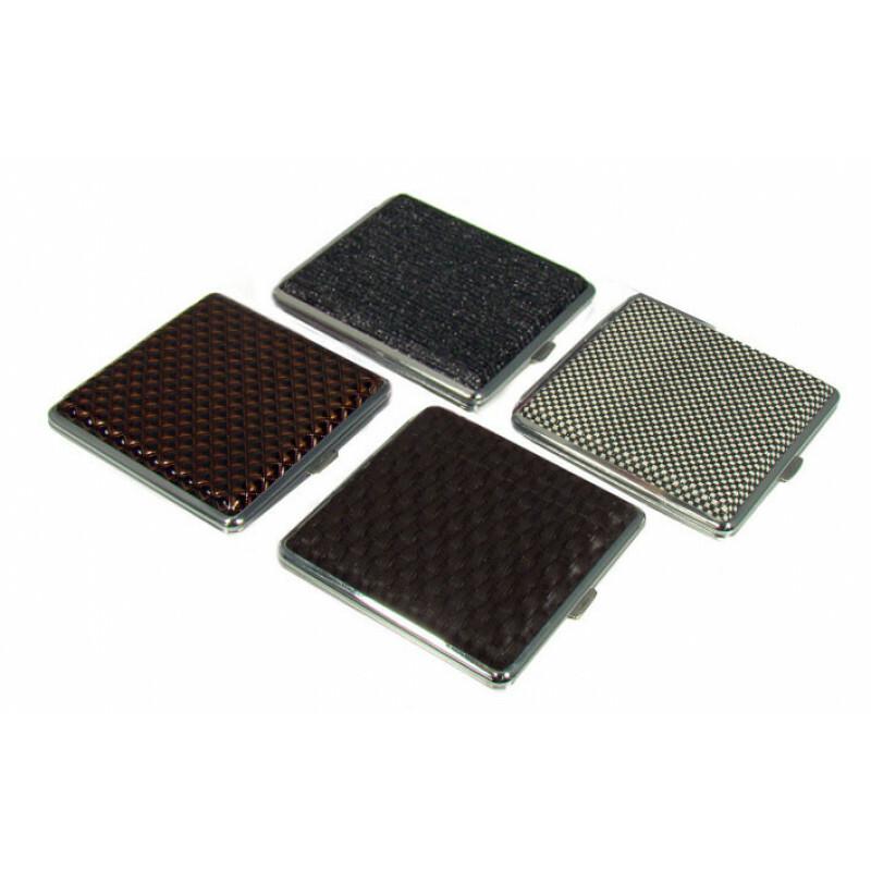 Cigarette Case Design 18 Cig Assorted