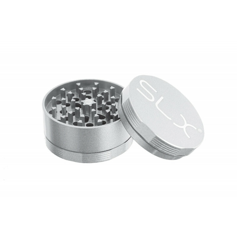 Slx Non Stick Grinder 4 Parts 62 Mm Silver