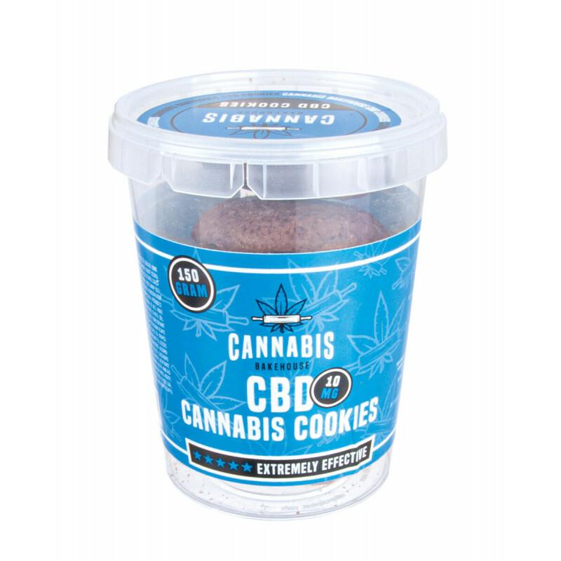 Cannabis Cbd Cookies 10Mg 150 Gram