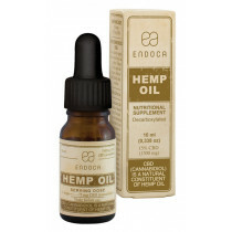 Endoca Hemp Oil 10Ml 15% Cbd