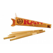 Raw King Size Cones Basic 3 Pack  1 Pc