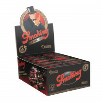 Smoking rolls deluxe 44 mm. 24 pcs
