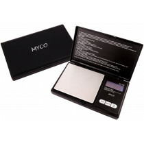 Myco Pocketscale Mz-100 100X0.01 Gr Black