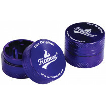 Flamez grinder 2 parts 30 mm purple