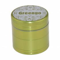 Greengo Grinder 4 Parts 40 Mm Green