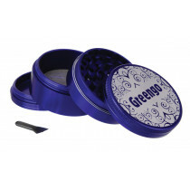 Greengo Grinder 4 Parts 63 Mm Blue