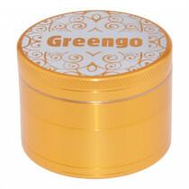 Greengo Grinder 4 Parts 63 Mm Gold