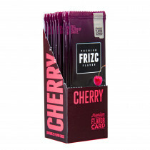 Display Frizc Flavor Card Cherry 25 Pcs