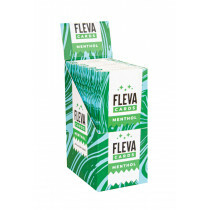 Display Fleva Cards Menthol 25 Pcs