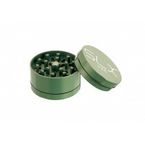 Slx Non Stick Grinder 4 Parts 50 Mm Leaf Green