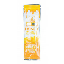 True Hemp Blunt Wraps Honey 2 Pcs