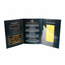 Royal Rolling Single Gold 93 X 45 Mm Paper Deluxe 24K