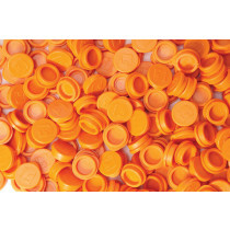 J-pack caps orange 1000 pcs