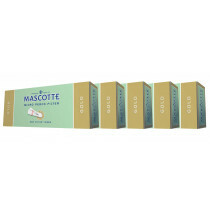 Seal Mascotte Gold Filter Box 200 Tubes 5Pcs