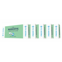 Seal Mascotte Fresh Cliq Filter 100 Tubes 5Pcs
