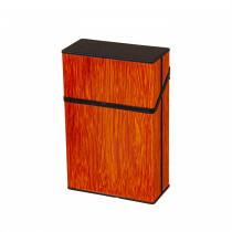 Cigarette Box 20 Cig Acryl Redwood
