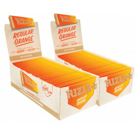 Rizla orange regular size 100 pcs.