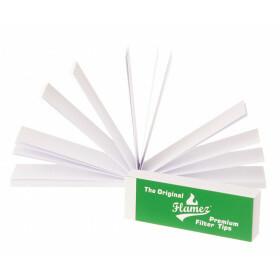 Flamez Filter Tip Booklet Green 1 Pc