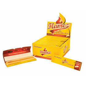 Display flamez king size slim two in one 28pcs