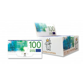 Display Euro Papers 22 Pcs