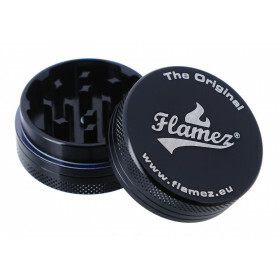 Flamez grinder 2 parts 40 mm black