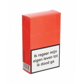 Cigarette Cover Ik Regeer Mijn Eigen Leven