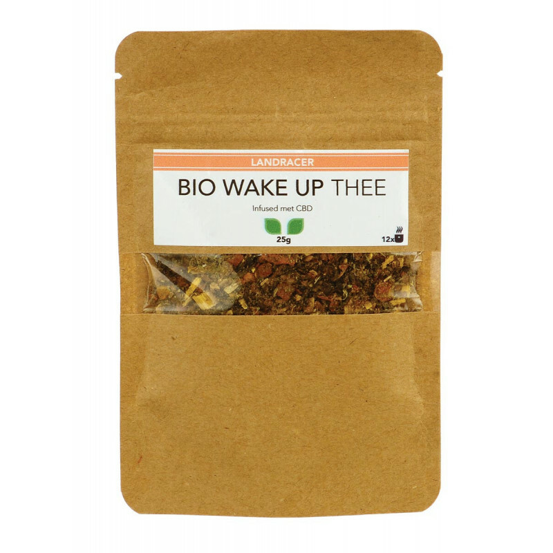 Landracer Bio Wake Up Tea Cbd Infused 25Gr