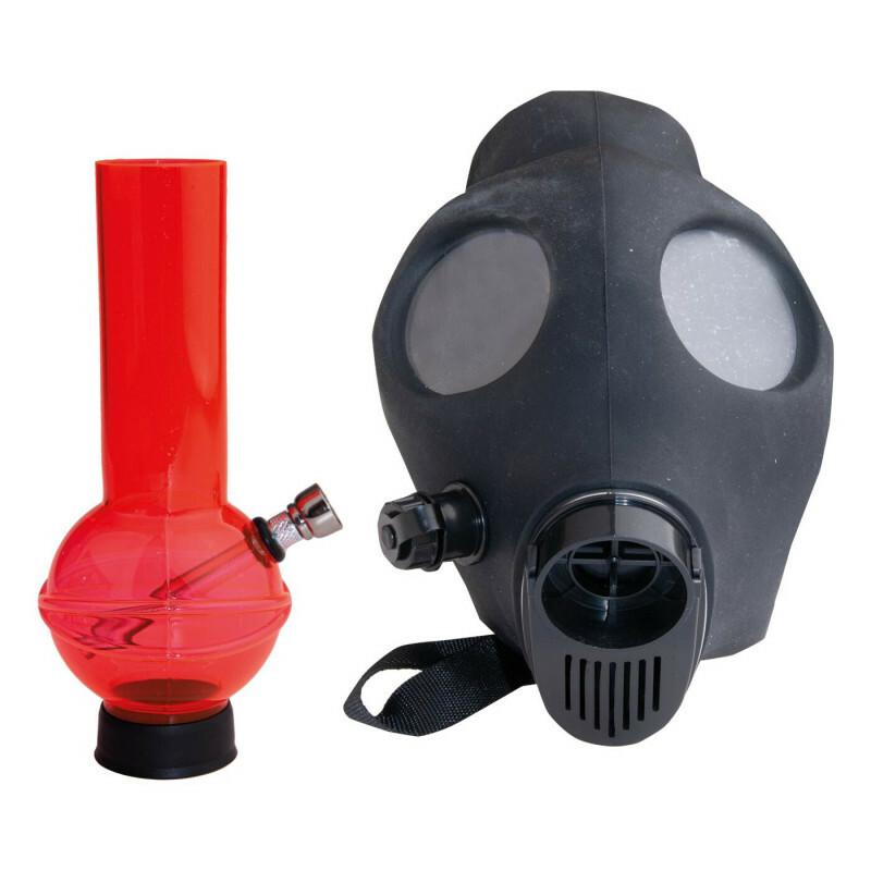 Mask bong