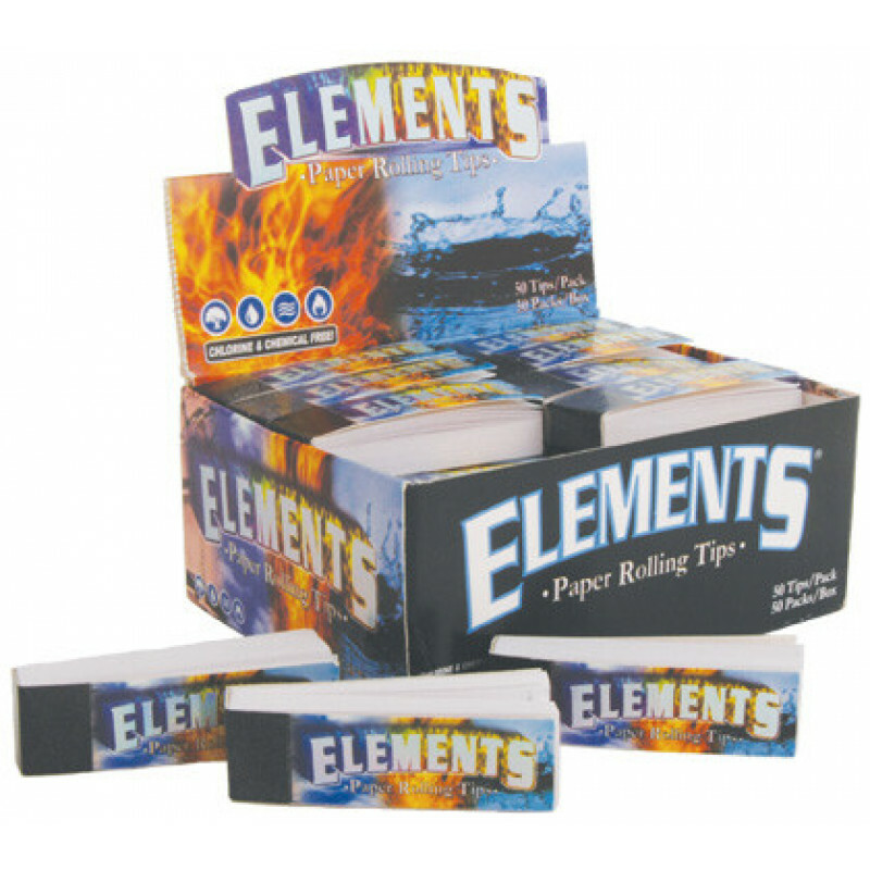 Elements filter tips (box/50)