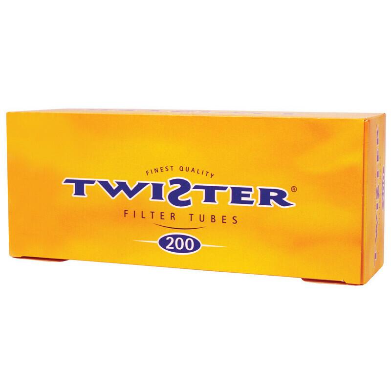 Twister Filter 200 Pcs