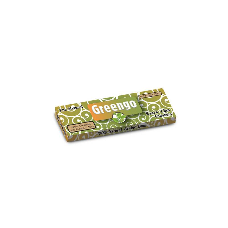 Greengo Unbleached Extra Thin Classics 1 Pc
